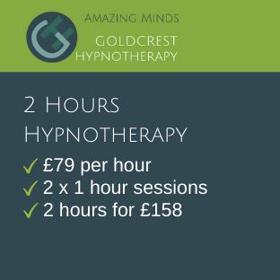 2 hours Hypnotherapy Package Price