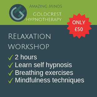 relaxation workshop goldcrest hypnotherapy