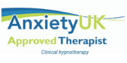 Approved Clinical hypnotherapist Anxiety UK