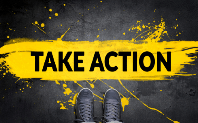 take action stop procrastinating