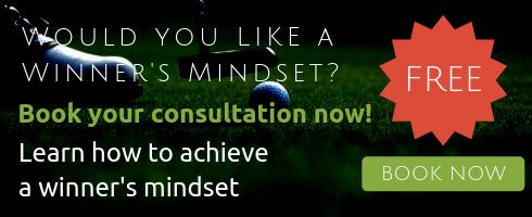 golf hypnotherapy winning mindset