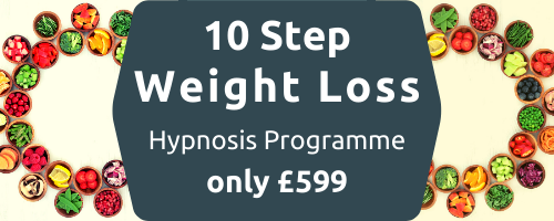Weight loss hypnosis programme Goldcrest Hypnotherapy