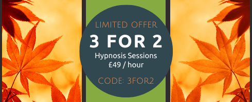 AUTUMN 3 FOR 2 special offer