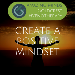 create a positive mindset hypnosis MP3 audio download